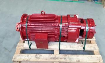 Kraanmotoren
